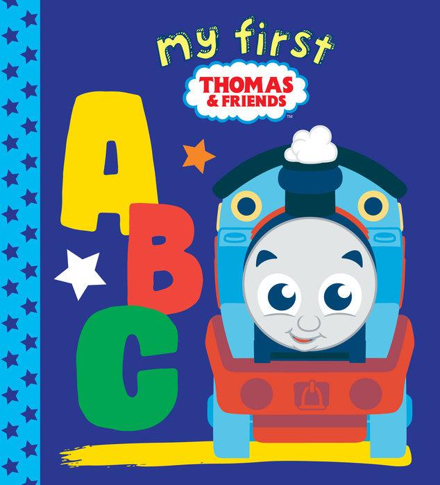 My First Thomas & Friends ABC (Thomas & Friends)