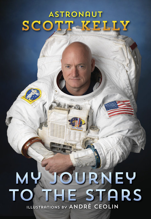 My Journey to the Stars (Step into Reading)