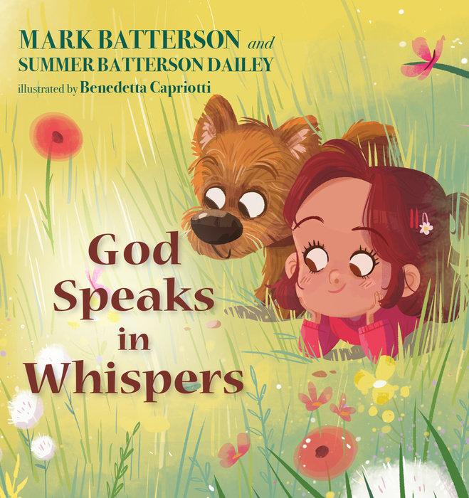 God Speaks in Whispers