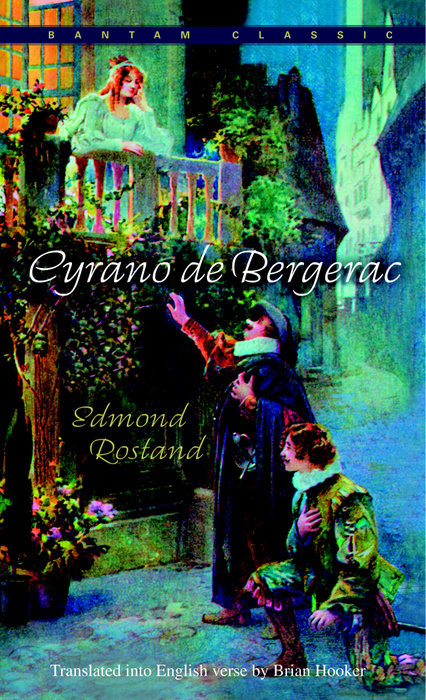 an analysis of the heroic character of cyrano de bergerac