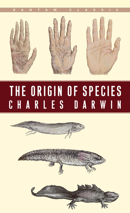 an analysis of the third and fourth chapter of charles darwins the origin of species by means of nat The last sentence of the third paragraph of chapter xiv (p 365) on the origin of species by means of natural selection  the works of charles darwin:.