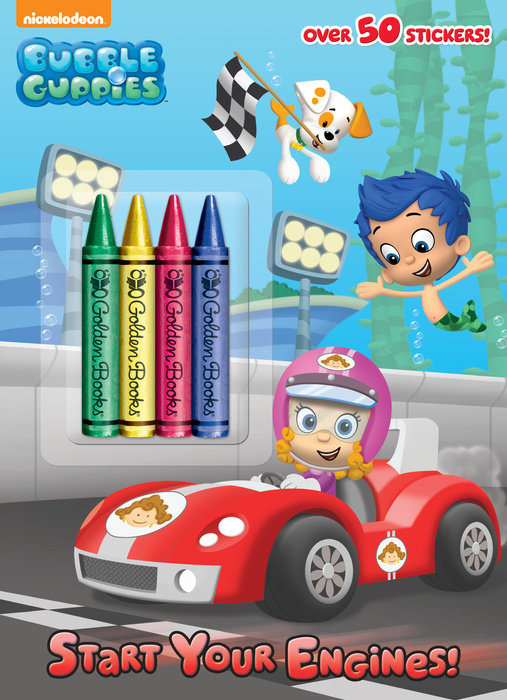 Start Your Engines! (Bubble Guppies)