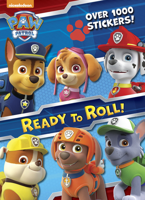 Ready to Roll! (Paw Patrol)