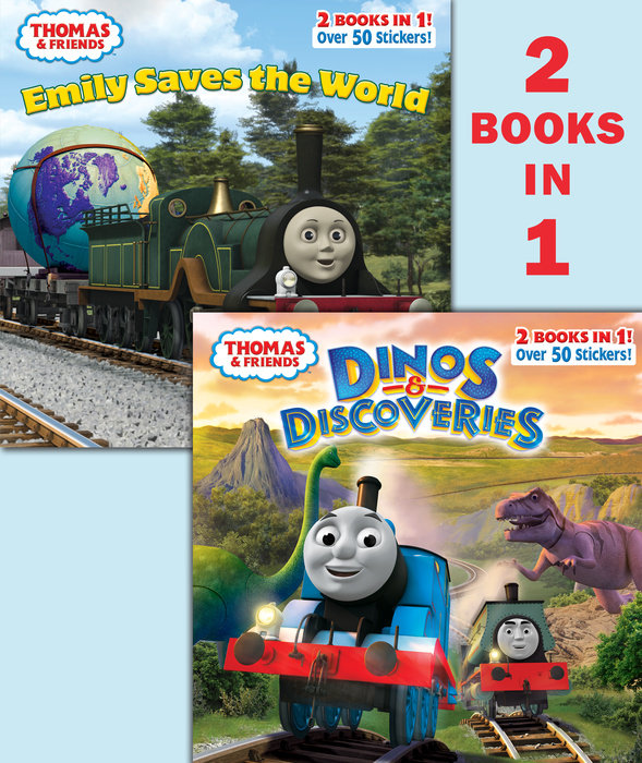 Dinos & Discoveries/Emily Saves the World (Thomas & Friends)
