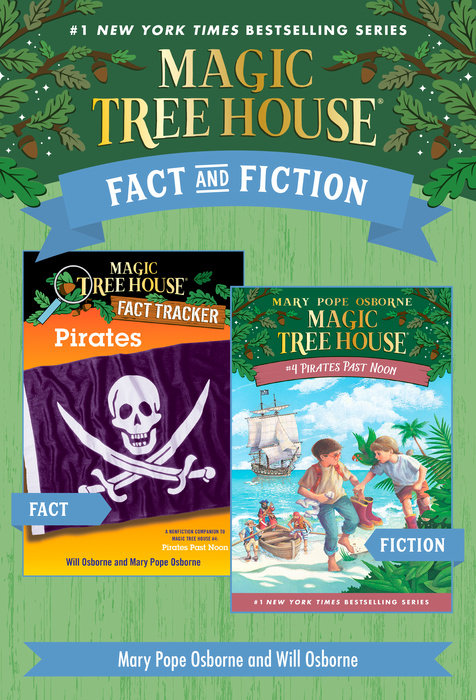 Magic Tree House Fact & Fiction: Pirates