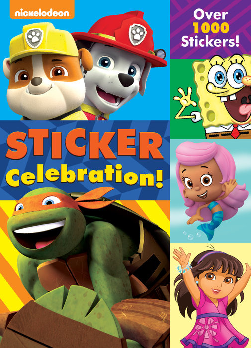 Sticker Celebration! (Nickelodeon)