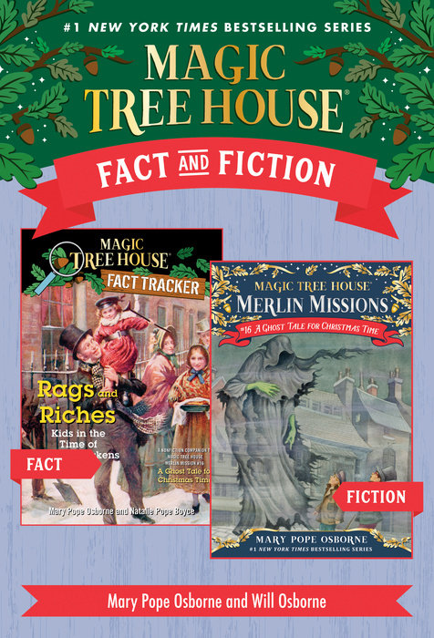 Magic Tree House Fact & Fiction: Charles Dickens