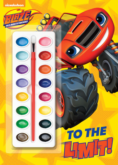 To the Limit! (Blaze and the Monster Machines)