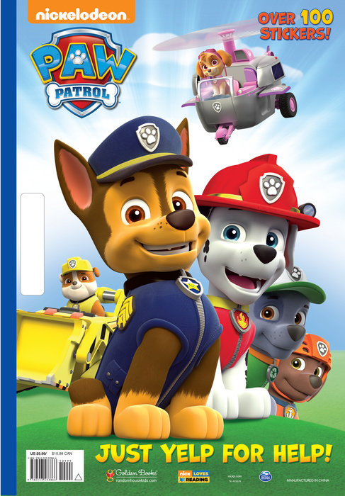 Just Yelp for Help! (PAW Patrol)