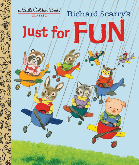 Richard Scarry's Just For Fun