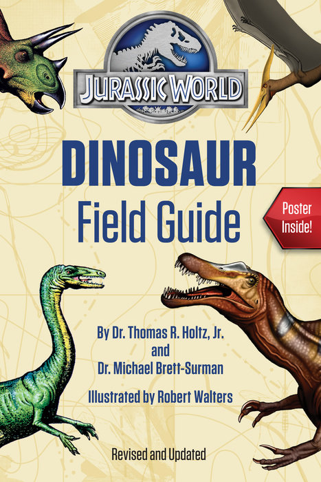 Jurassic World Dinosaur Field Guide (Jurassic World) | Penguin Random House  International Sales