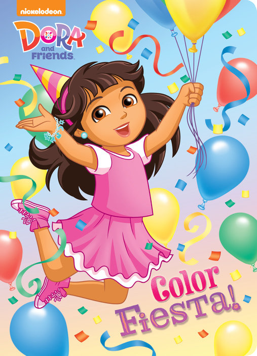 Color Fiesta! (Dora and Friends)