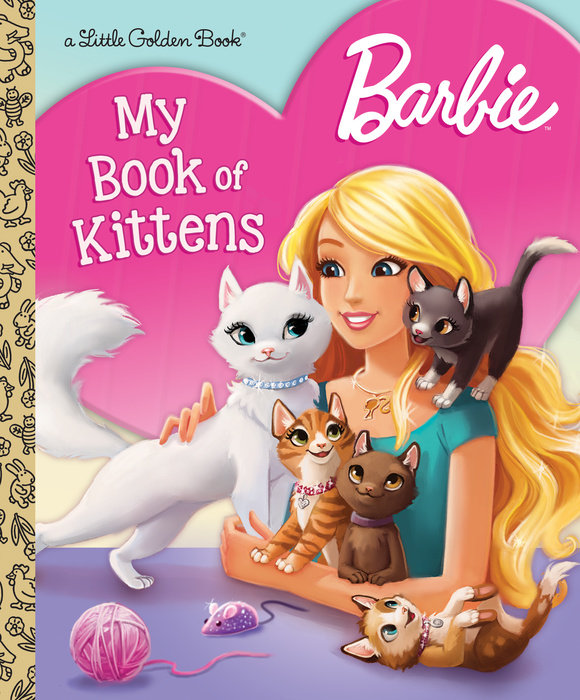 Barbie: My Book of Kittens (Barbie)