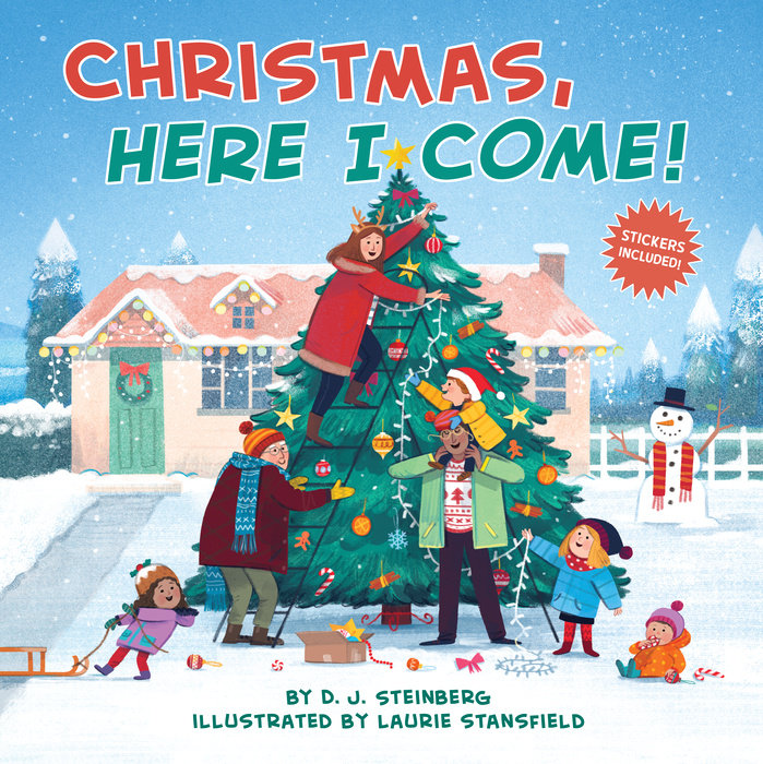 Christmas, Here I Come!
