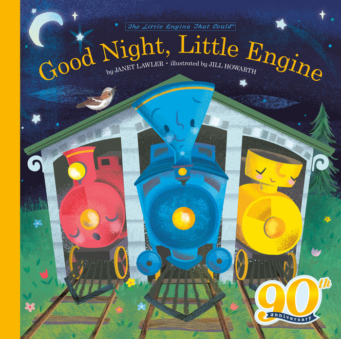 Good Night, Little Engine