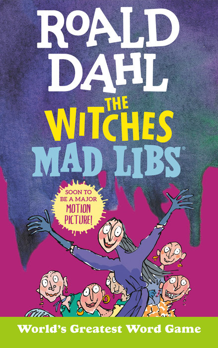 Roald Dahl's Witches Mad Libs