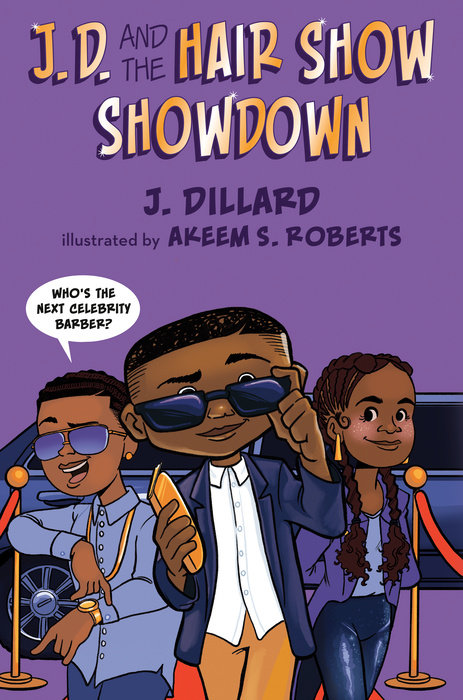 J.D. and the Hair Show Showdown