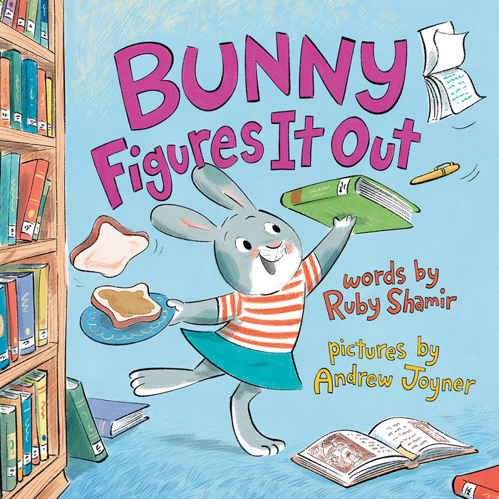 Bunny Figures It Out