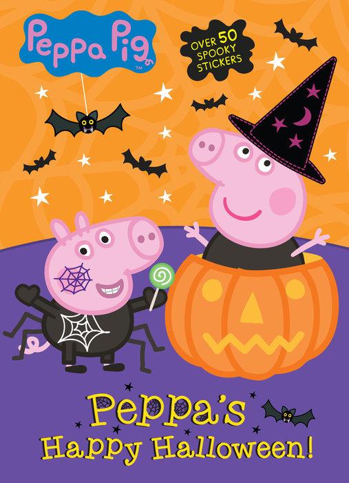 Peppa's Happy Halloween! (Peppa Pig)