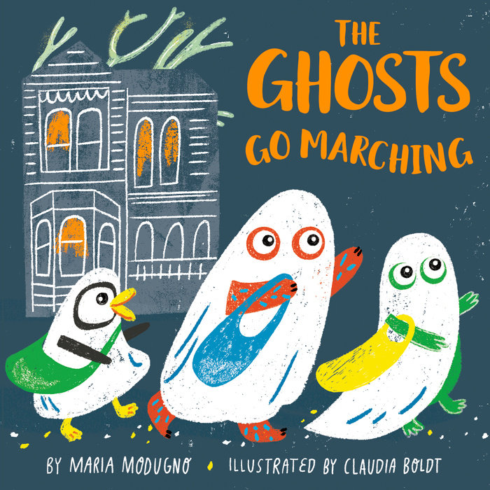 The Ghosts Go Marching