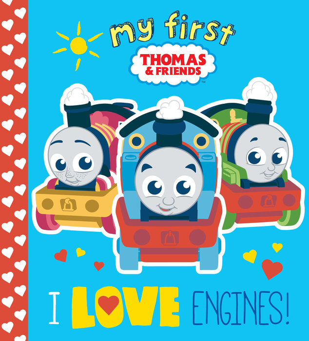 I Love Engines! (Thomas & Friends)
