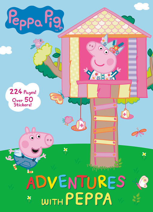 Adventures with Peppa (Peppa Pig)