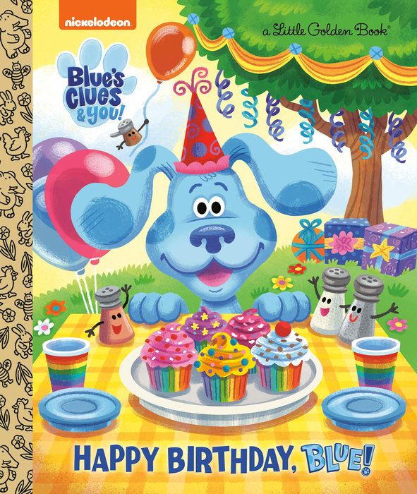 Happy Birthday, Blue! (Blue's Clues & You)