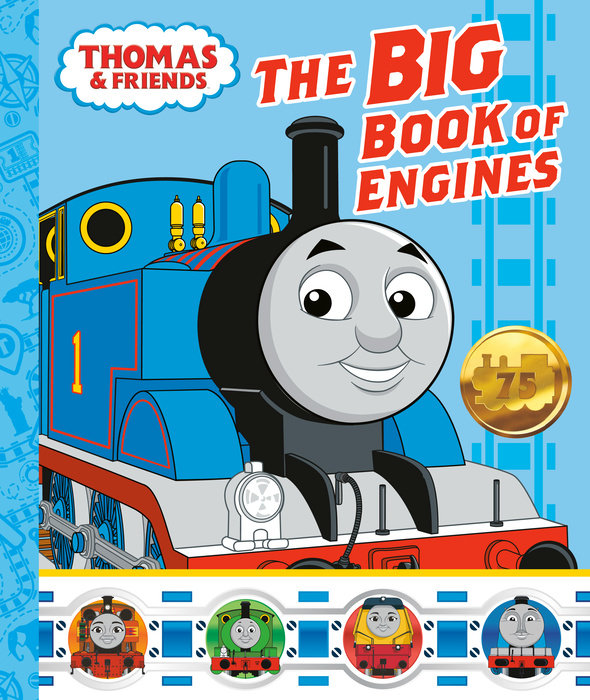 The Big Book of Engines (Thomas & Friends)