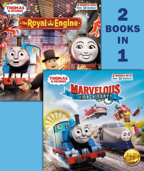 Marvelous Machinery/The Royal Engine (Thomas & Friends)