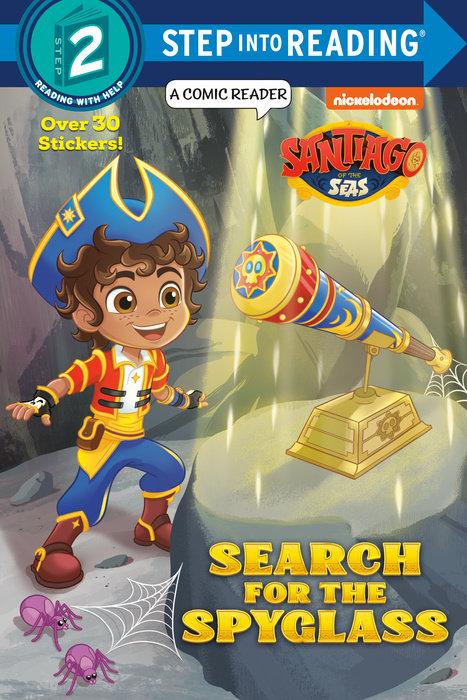 Search for the Spyglass! (Santiago of the Seas)