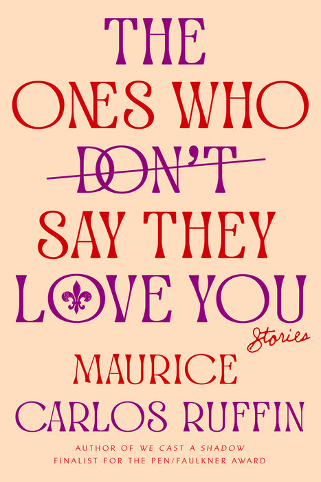 The Ones Who Don't Say They Love You