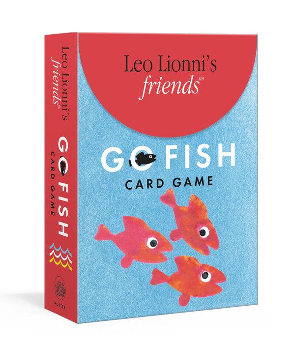 Leo Lionni's Friends Go Fish Card Game