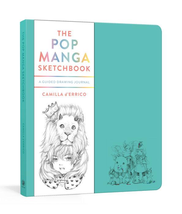 The Pop Manga Sketchbook