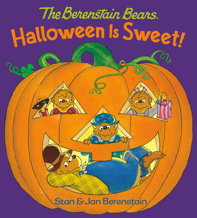 Halloween is Sweet (The Berenstain Bears)