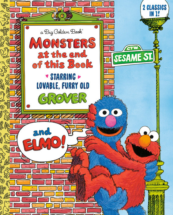 Monsters at the End of This Book (Sesame Street)