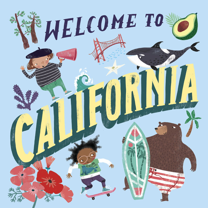 Welcome to California (Welcome To)
