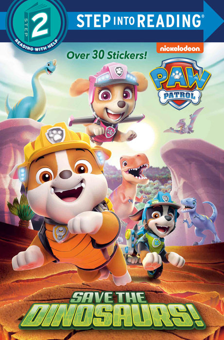 Save the Dinosaurs! (PAW Patrol)