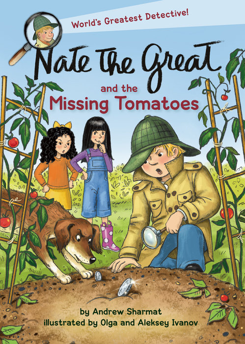 Nate the Great and the Missing Tomatoes