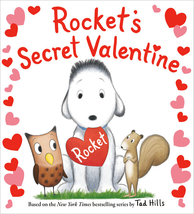 Rocket's Secret Valentine