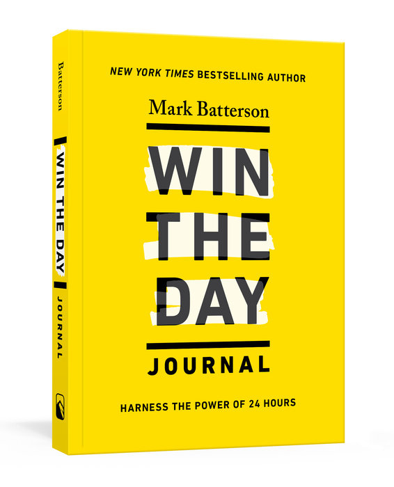 Win the Day Journal
