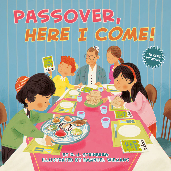 Passover, Here I Come!