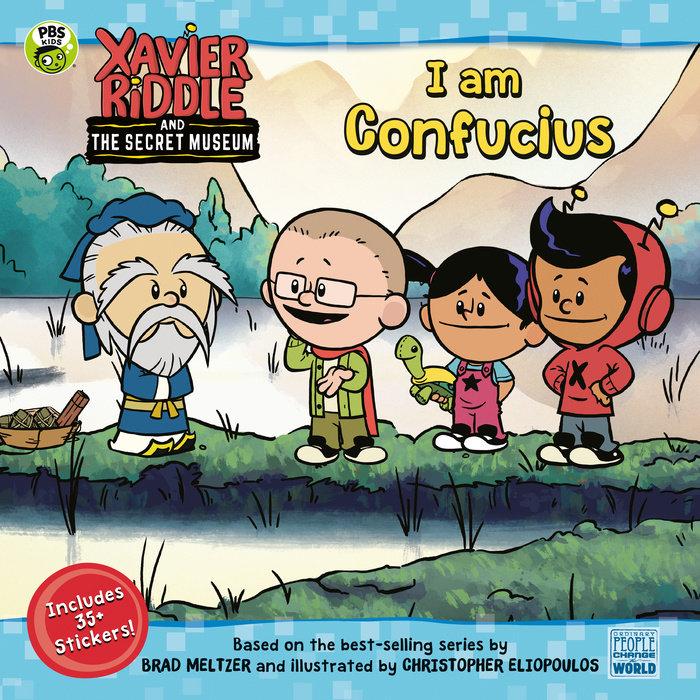 I Am Confucius
