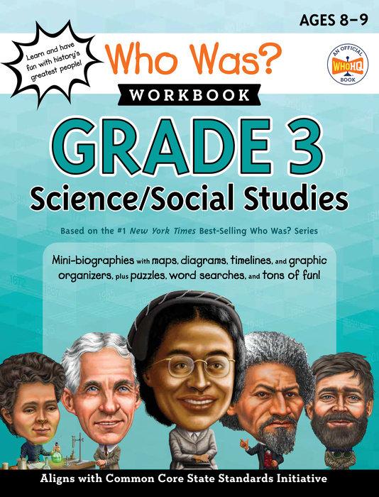 Who Was? Workbook: Grade 3 Social Science/Social Studies