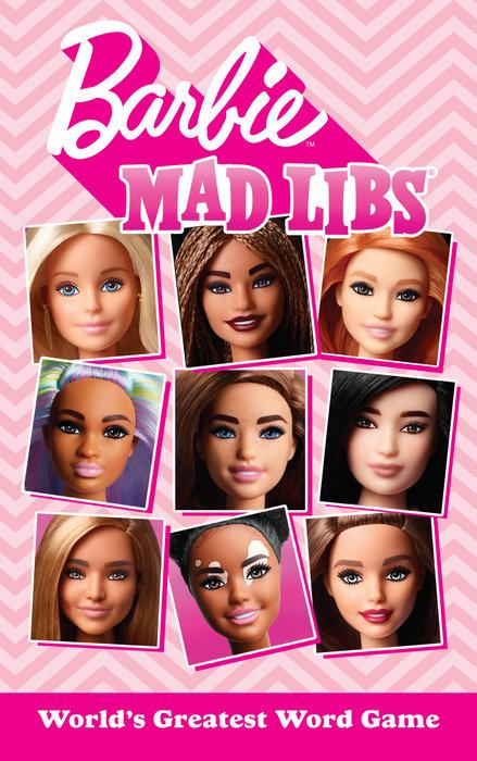 Barbie Mad Libs