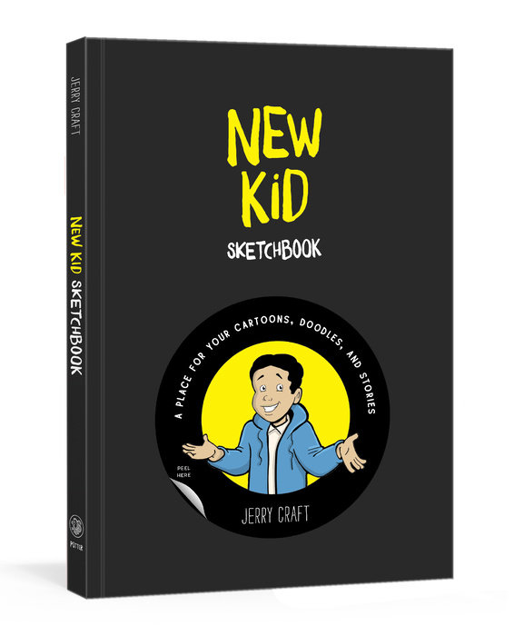 New Kid Sketchbook