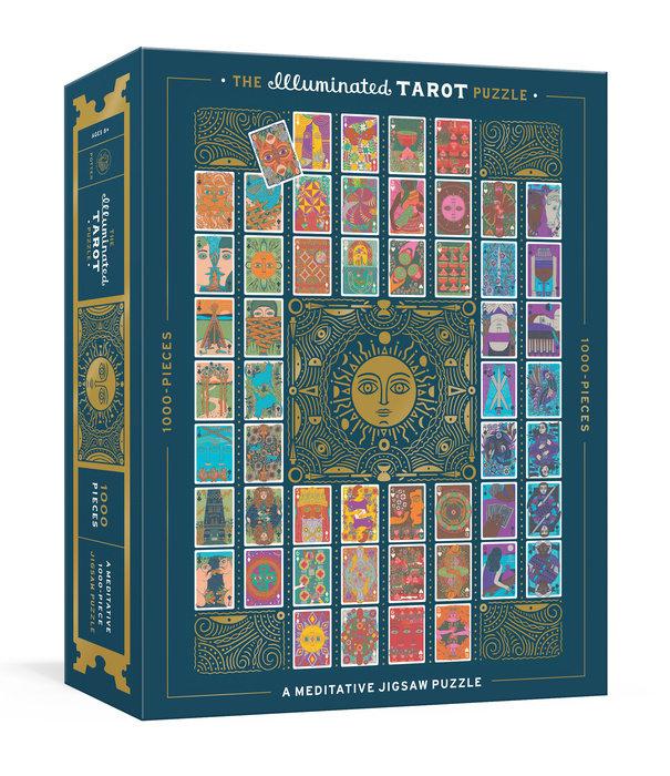 The Illuminated Tarot Puzzle