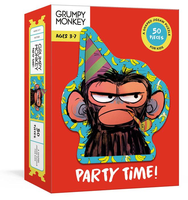 Grumpy Monkey Party Time! Puzzle
