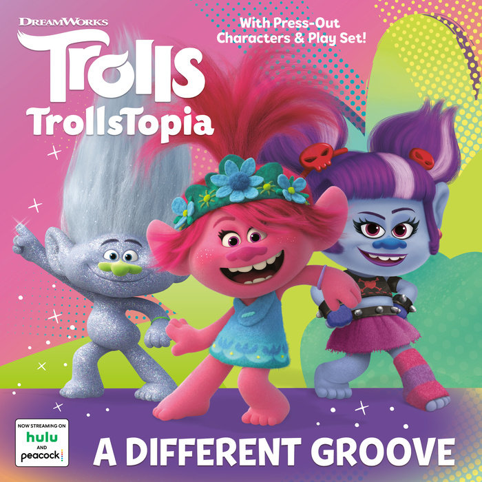 A Different Groove (DreamWorks Trolls)