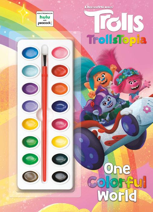 One Colorful World (DreamWorks Trolls)