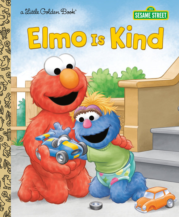 Elmo Is Kind (Sesame Street)